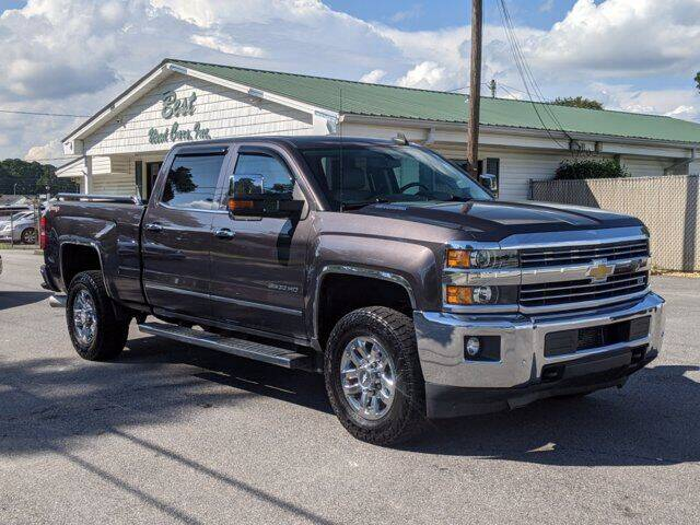 2015 Chevrolet Silverado 3500HD for sale at Best Used Cars Inc in Mount Olive NC