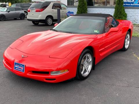 2001 Chevrolet Corvette for sale at Mack 1 Motors in Fredericksburg VA