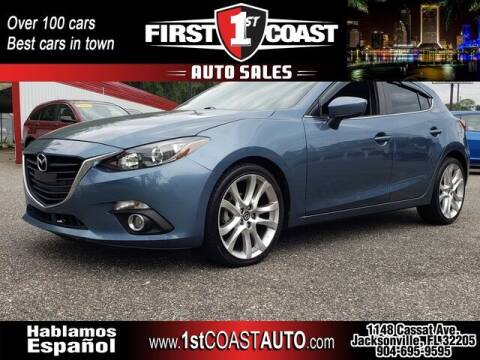 2014 Mazda MAZDA3 for sale at 1st Coast Auto -Cassat Avenue in Jacksonville FL