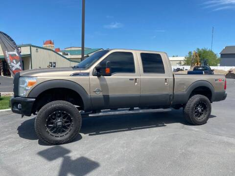2011 Ford F-350 Super Duty for sale at Auto Image Auto Sales Chubbuck in Chubbuck ID