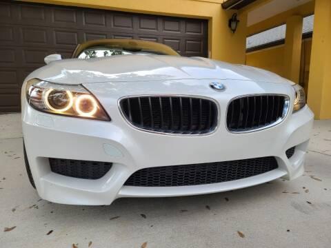 2012 BMW Z4 for sale at Monaco Motor Group in Orlando FL