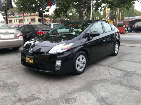 2010 Toyota Prius for sale at MK Auto Wholesale in San Jose CA