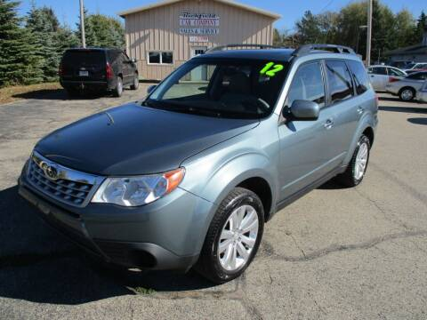2012 Subaru Forester for sale at Richfield Car Co in Hubertus WI