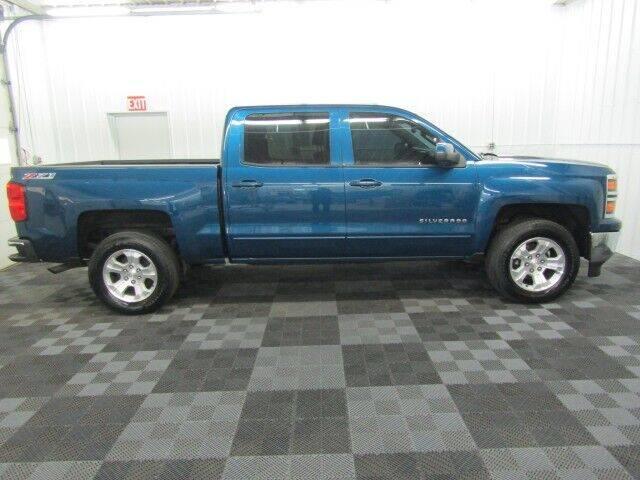 2015 Chevrolet Silverado 1500 for sale at Michigan Credit Kings in South Haven MI