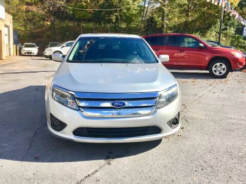 2011 Ford Fusion for sale at Apple Auto Sales Inc in Camillus NY