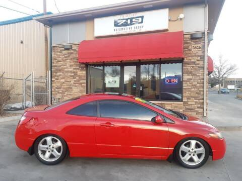 2007 Honda Civic for sale at 719 Automotive Group in Colorado Springs CO