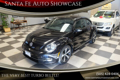 2012 Volkswagen Beetle for sale at Santa Fe Auto Showcase in Santa Fe NM