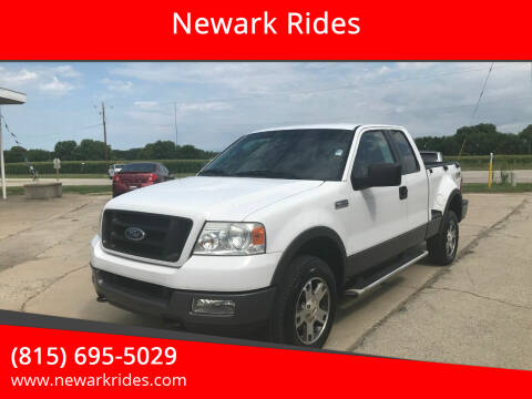 2005 Ford F-150 for sale at Newark Rides in Newark IL