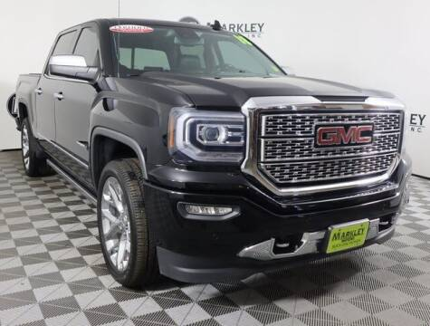 2018 GMC Sierra 1500 for sale at Markley Motors in Fort Collins CO