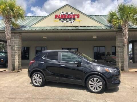 2018 Buick Encore for sale at Rabeaux's Auto Sales in Lafayette LA