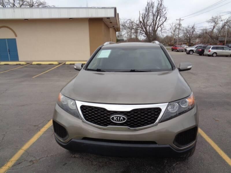 2013 Kia Sorento for sale at AUTO PRO in Oklahoma City OK