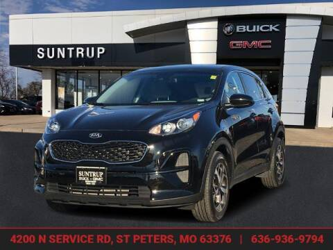 2020 Kia Sportage for sale at SUNTRUP BUICK GMC in Saint Peters MO
