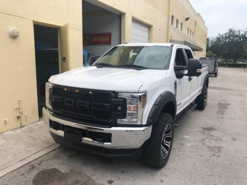 2019 Ford F-250 Super Duty for sale at AUTOSPORT in Wellington FL