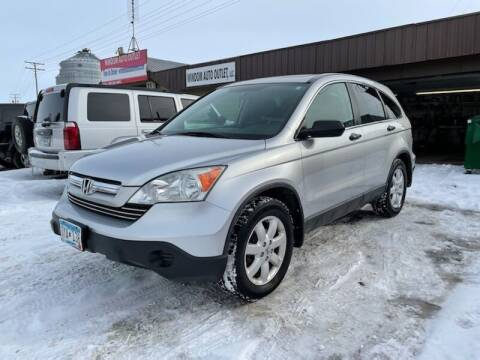 2009 Honda CR-V for sale at WINDOM AUTO OUTLET LLC in Windom MN