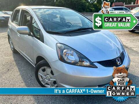 2013 Honda Fit for sale at High Rated Auto Company in Abingdon MD