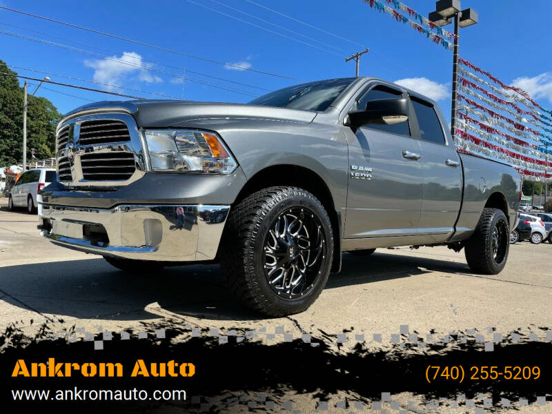 2013 RAM Ram Pickup 1500 for sale at Ankrom Auto in Cambridge OH
