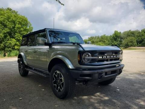 2021 Ford Bronco for sale at Vance Fleet Services in Guthrie OK