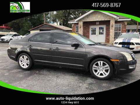 2006 Ford Fusion for sale at Auto Liquidation in Springfield MO