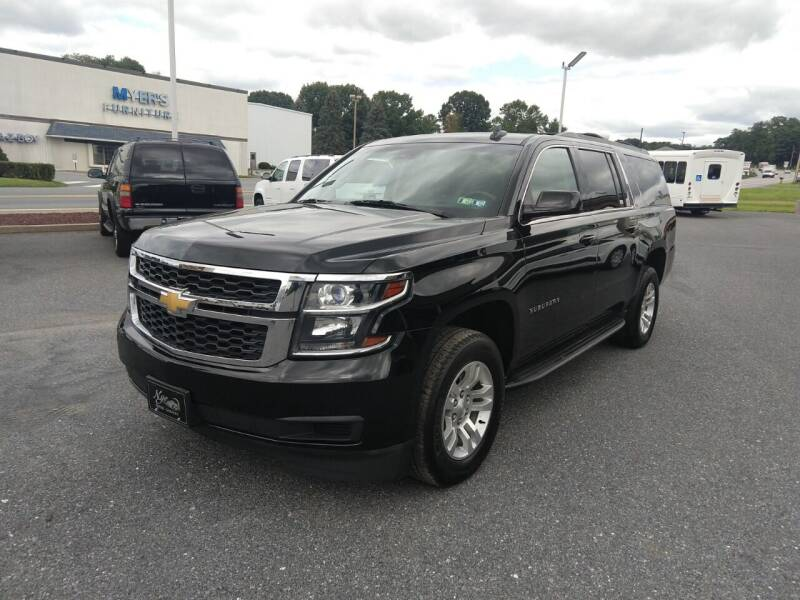 2017 Chevrolet Suburban for sale at Nye Motor Company in Manheim PA