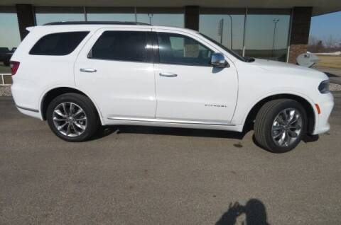 2021 Dodge Durango for sale at DAKOTA CHRYSLER CENTER in Wahpeton ND