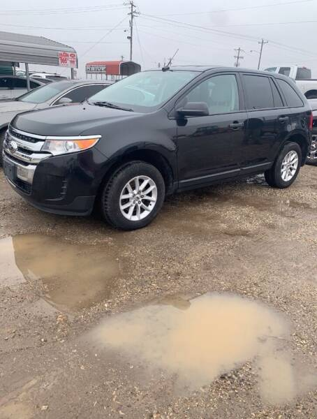 2014 Ford Edge for sale at Drive in Leachville AR