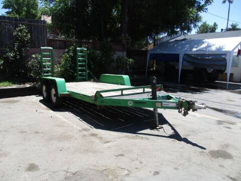 E-Z-GO Trailer for sale at I C Used Cars in Van Nuys CA