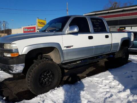 2002 Chevrolet Silverado 2500HD for sale at Wildwood Motors in Gibsonia PA
