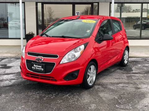 2014 Chevrolet Spark for sale at Nelson Car Country in Bixby OK