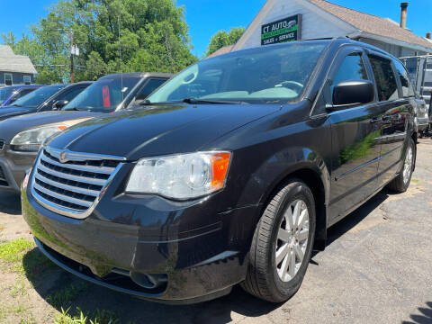 2008 Chrysler Town and Country for sale at Connecticut Auto Wholesalers in Torrington CT