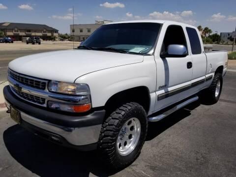 2000 Chevrolet Silverado 1500 for sale at Vin - Mar Auto in Victorville CA