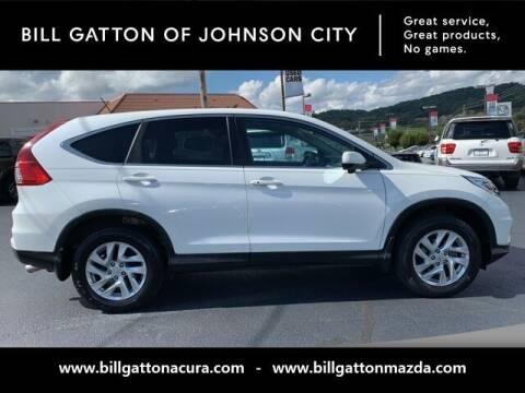 2016 Honda CR-V for sale at Bill Gatton Used Cars - BILL GATTON ACURA MAZDA in Johnson City TN