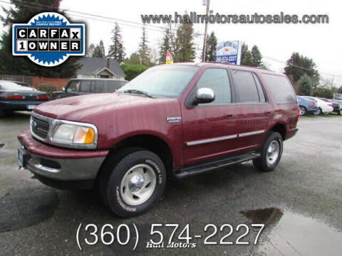 1998 Ford Expedition for sale at Hall Motors LLC in Vancouver WA