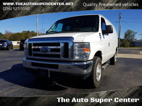 2013 Ford E-Series Cargo for sale at The Auto Super Center in Centre AL
