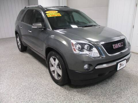 2011 GMC Acadia for sale at LaFleur Auto Sales in North Sioux City SD