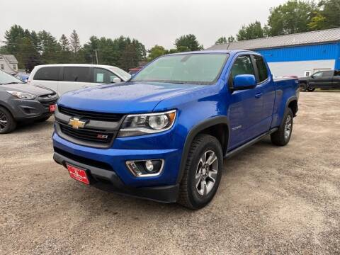 2018 Chevrolet Colorado for sale at AutoMile Motors in Saco ME