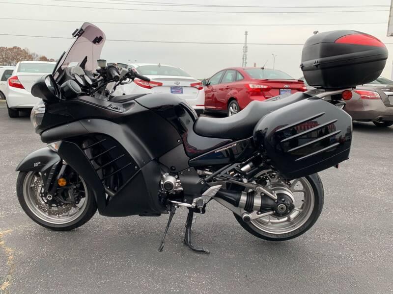 2011 Kawasaki Concours 14 ABS for sale at Mack 1 Motors in Fredericksburg VA