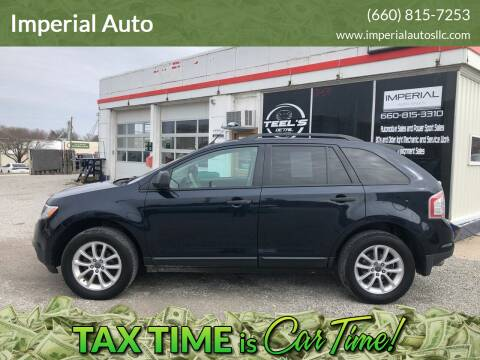 2008 Ford Edge for sale at Imperial Auto of Marshall in Marshall MO