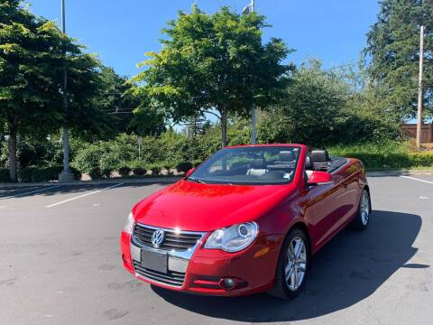 2008 Volkswagen Eos for sale at JZ Auto Sales in Happy Valley OR