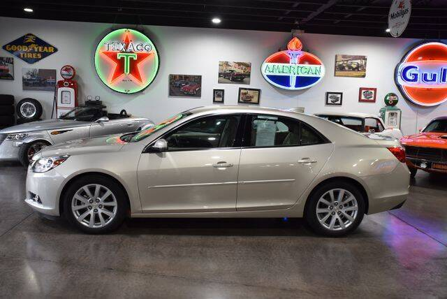 2015 Chevrolet Malibu for sale at Choice Auto & Truck Sales in Payson AZ