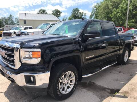 2014 GMC Sierra 1500 for sale at SUNSET CURVE AUTO PARTS INC in Weyauwega WI