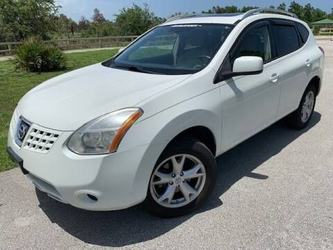 2008 Nissan Rogue for sale at Deerfield Automall in Deerfield Beach FL