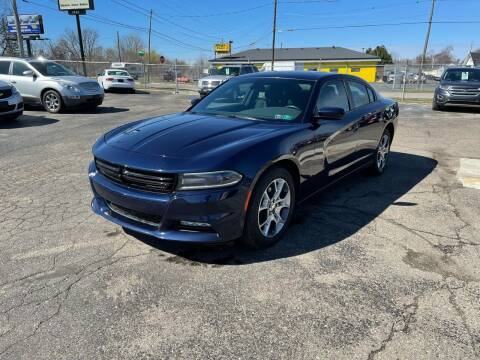 2016 Dodge Charger for sale at Dean's Auto Sales in Flint MI