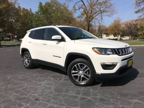 2018 Jeep Compass for sale at AUTOMAXX MAIN in Orem UT