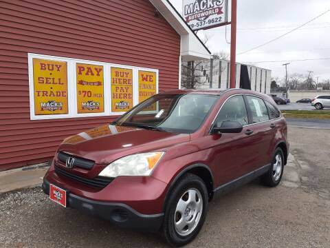 2007 Honda CR-V for sale at Mack's Autoworld in Toledo OH