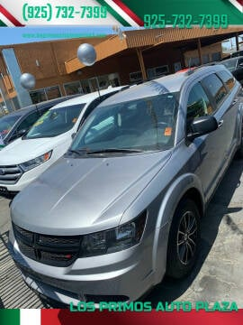 2018 Dodge Journey for sale at Los Primos Auto Plaza in Antioch CA