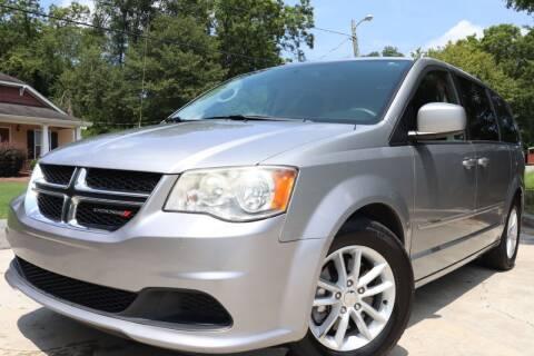 2014 Dodge Grand Caravan for sale at E-Z Auto Finance in Marietta GA