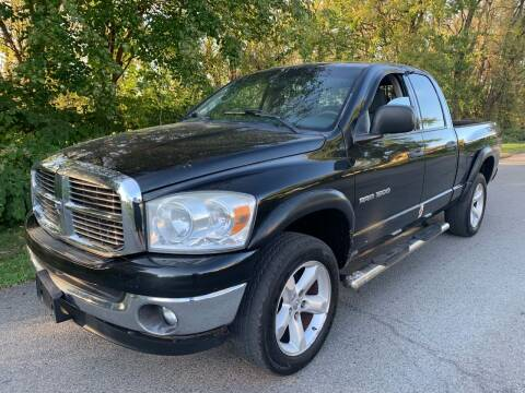 2007 Dodge Ram Pickup 1500 for sale at Trocci's Auto Sales in West Pittsburg PA