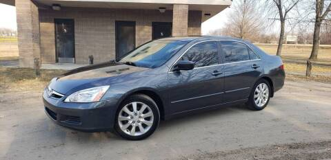 2007 Honda Accord for sale at Capital Fleet  & Remarketing  Auto Finance in Columbia Heights MN