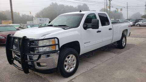 2012 Chevrolet Silverado 3500HD for sale at Capital Motors in Raleigh NC