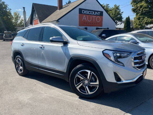 2020 GMC Terrain for sale at Discount Auto Brokers Inc. in Lehi UT
